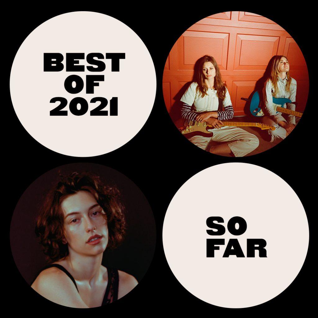 Best of 2021 so far, playlist por ESCUTAI